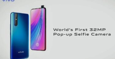 Photo confirms the triple main and retractable front camera in the new Vivo - theblogpoint.com