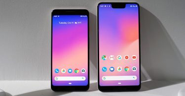 Photo shows the benefit of Google Pixel 3 over the iPhone XS at night - theblogpoint.com
