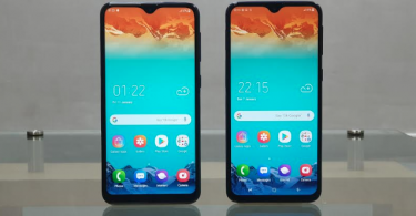 Published prices for all versions of budget smartphones Galaxy M10 and M20