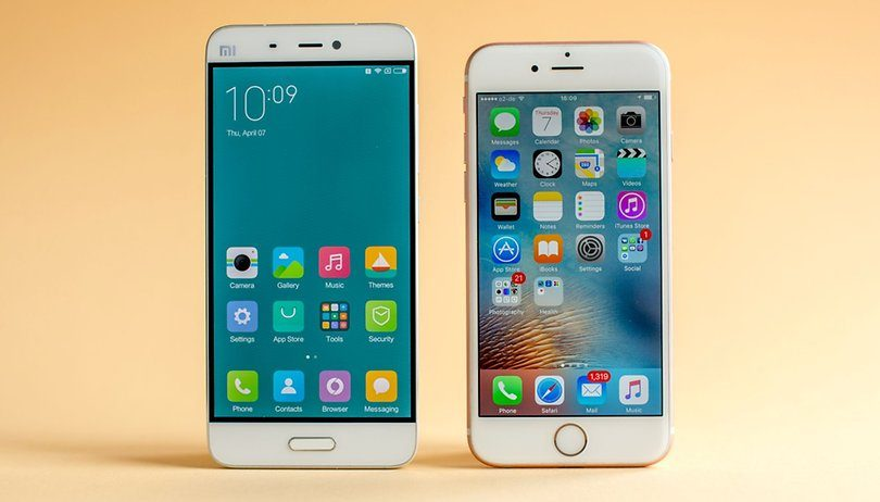 The Chinese cease to buy smartphones Apple iPhone and Xiaomi - theblogpoint.com
