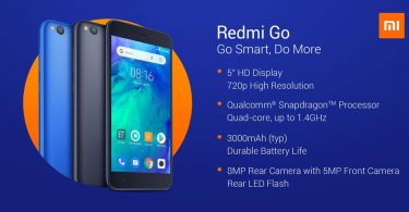 Xiaomi Redmi Go goes on sale Characteristics and color - theblogpoint.com